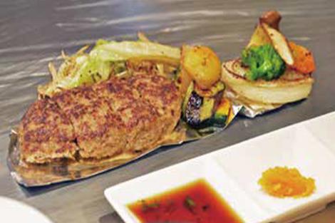 鉄板焼きステーキ GiGi(ジジ)